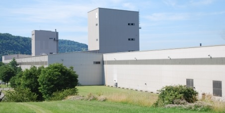 Wheeling-Nisshin's steel building is an example of corrosion resistant product