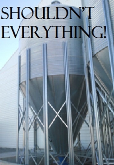 Longer lasting grain bins can be made from corrosion-resistant ZAM®.